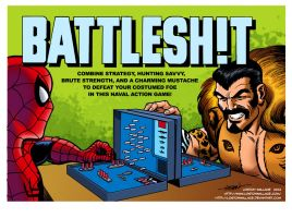 Spider-Man VS Kraven The Hunter by LostonWallace