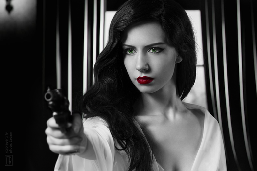 Ava Lord - Sin City: A Dame To Kill For by Letaur