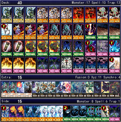Yu-Gi-Oh! Anime-Styled Proxies for YGOPRO by MokeyMokeyMokeyMokey