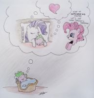 Spike's dreaming by Shikogo