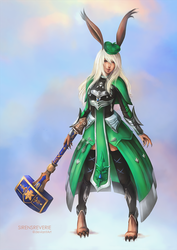 [CM] Syel the Green by SirensReverie