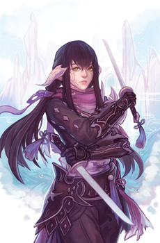 FFXIV - Protector of Doma by faithom