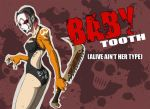 borderlands babytooth by Blunt-Katana