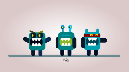 Minions by Nehimy