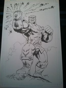 Thanos by WestStudio3