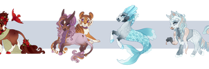 BIRTHSTONE ADOPTS | CLOSED by queerly