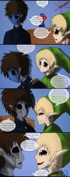Adventures With Jeff The Killer - PAGE 44 by Sapphiresenthiss