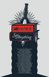 Bayside X Say anything by B-boyAlfelor