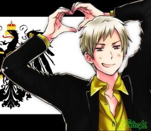 Prussia x Depressed?Chubby!Reader One-shot by vivegamer on DeviantArt