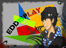 Fanart para Eddisplay by Guille300