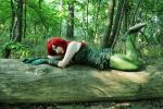 Poison Ivy III by Catandhearts