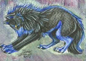 ACEO-Shadow by itsmar