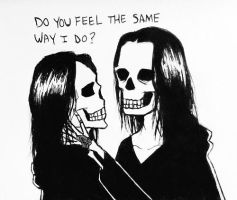 Do You Feel The Same? by OnyxFaustus