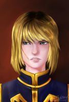Kurapika by NamiNightrain