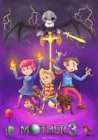 Mother 3 by Kosmotiel