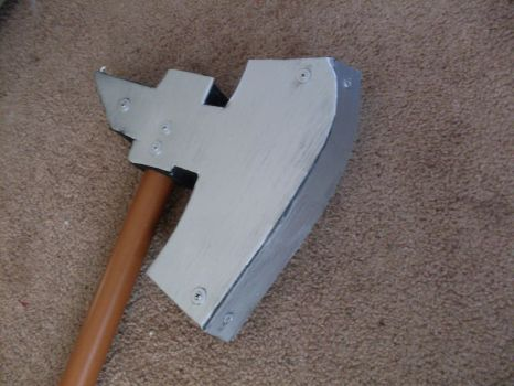 Winter Guard Hand Axe by Volorkey