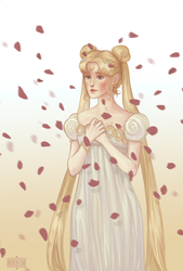 Princess Serenity by inorheona