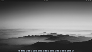 Ubuntu Gnome Screenshot by Setuini