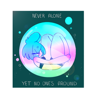 Never Alone by Ryxner
