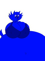 Sonkei Gagaroski Blueberry Inflation (GIFT) by LuckyEmerald269