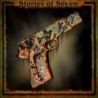 Stories of Seven ghost gun by madnormigan