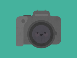 Cute Camera (Wooo) by apparate