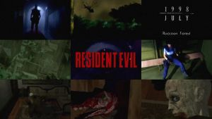 Resident Evil (1997| PC | FMV's) by marblegallery7