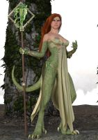 Willow Draconic Iray test by DLB72