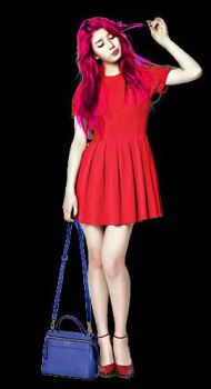Bae Suzy Hair PNG. by MissSachiMidwest