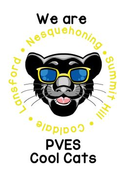 Panther Valley Elementary School Logo by IanJMiller