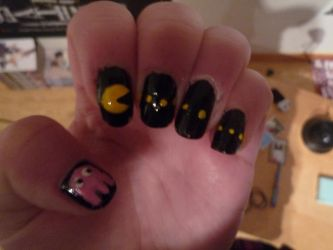 Pacman by cupcake58