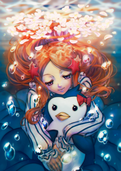 Underwater by april-ame