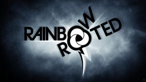 Rainbow and Rooted Wallpaper by DJ-AppleJ-Sound