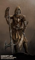 Martyr Character Class Concept by Son8of8Man