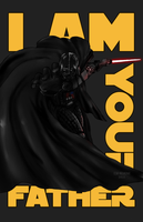 Darth Vader by cesarmascarenhas