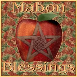 Mabon Blessings by FullMoonArtists