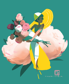Peonies by ming85