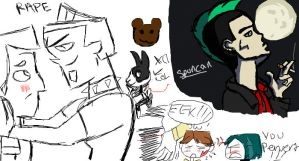 iScribble Awesomeness by DisneyWiz