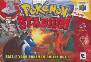 Pokemon Creepypasta- Death Stadium