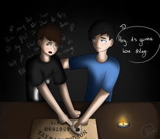 Ouija [Phan] by oh-no-Castiel