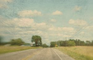 Country Road by myrnajacobs
