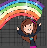 Gravity Falls Colors by MaryTR