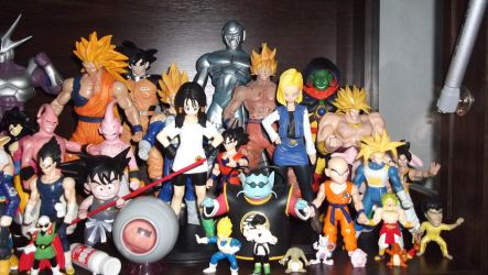 My Action Figures 04 by cahuesnk