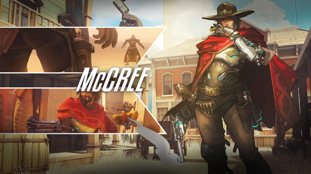 McCree-Wallpaper-2560x1440 by PT-Desu