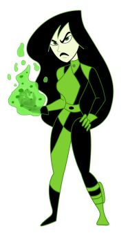 CONTEST: Shego by AbsoL-G