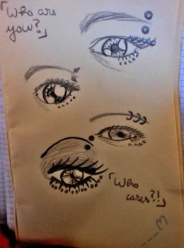 Eyes by Aagnes