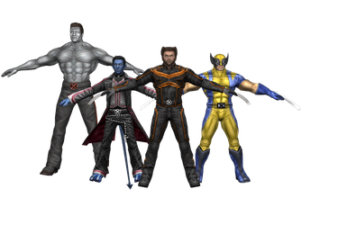 X3-TOG PC Heroes 01 by GR-85
