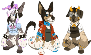 MonsterDog Adopts by Plumbeck
