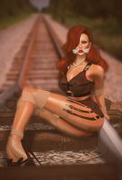 A Little Off Track by EthereaS