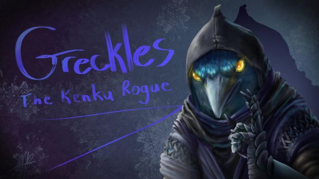 Greckles Wallpaper by Yggdrassal